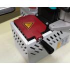 Машина кромкооблицовочная с клеевой ванной и регулировкой температуры и скорости Virutex PEB250+