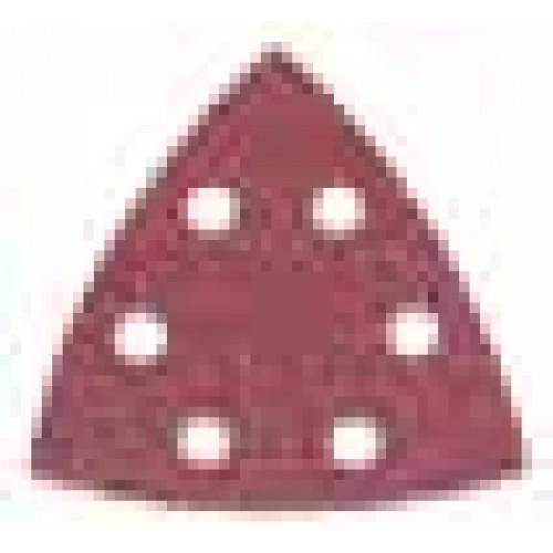 Материал шлифовальный Virutex дельтообразный, Р80, Velcro (50 листов)