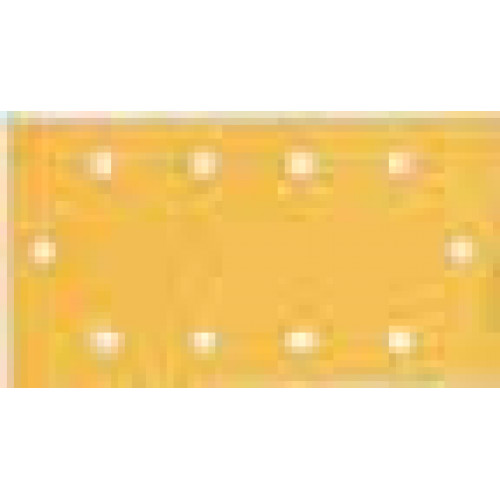 Шлифовальные листы Virutex P 80, 81x132 мм Velcro (50 шт.)