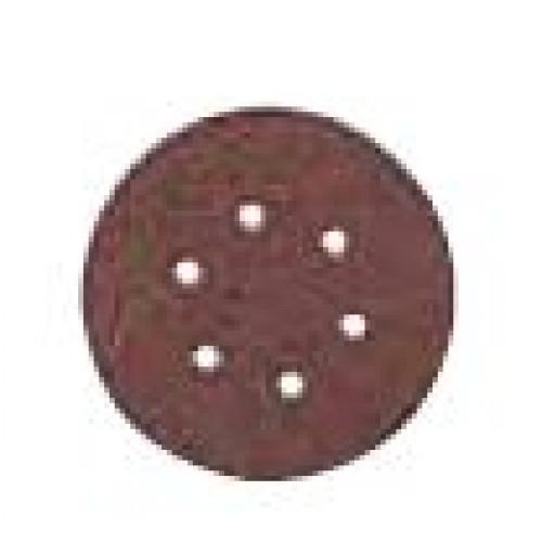 Шлифовальные круги Virutex P 80, Ø125 мм, Velcro (50 шт.)
