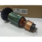 Якорь (Ротор) Virutex для фрезеров: RO156N, AB181, AB181VD, FR156N, FR156N, FR217S, FR256N, FR256R, FR356Z, FR817T