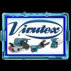 Фреза для формирования кромок с подшипником Virutex