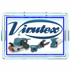 Радиусная фреза Virutex Ø 10 мм
