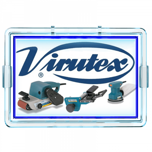 Фреза радиусная с верхним подшипником Virutex D 54 мм