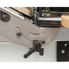 Наклонный рабочий стол для кромкооблицовочных машин с клеевой ванной Virutex MI250