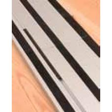 Пластина для стыковки шин направляющих Virutex