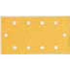 Шлифовальные листы Virutex P 40, 81x132 мм Velcro (50 шт.)