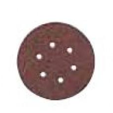 Шлифовальные круги Virutex P 120, Ø125 мм, Velcro (50 шт.)